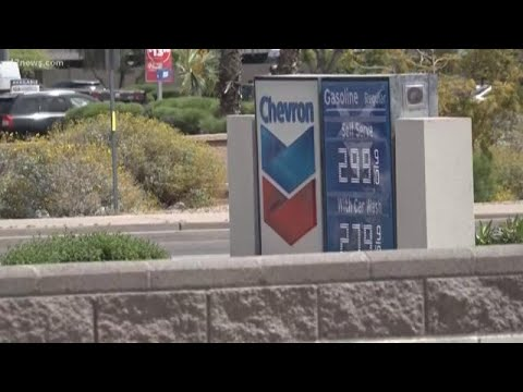 Gas prices rising as gas shortage drags on in Arizona