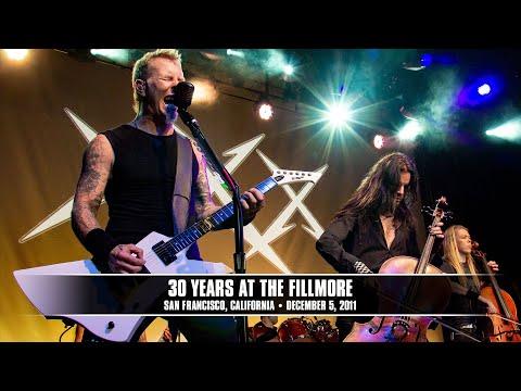 Metallica: 30 Years at the Fillmore (MetOnTour - San Francisco, CA - December 5, 2011) Thumbnail image