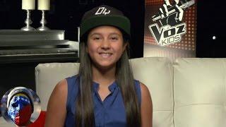 Katherine Aponte, la niña venezolana que sorprendió a Daddy Yankee