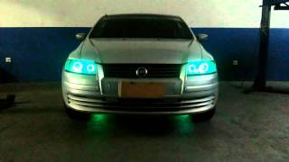 Angel eyes rgb no Stilo 05 +neon