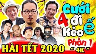 Hài Tết 2020 | CƯỚI ĐI KẺO Ế 4 - Tập 1| Phim Hài Tết Mới Nhất 2020 | Vượng Râu,Chiến Thắng,Quang Tèo