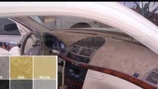 видео Коврики на панель автомобиля