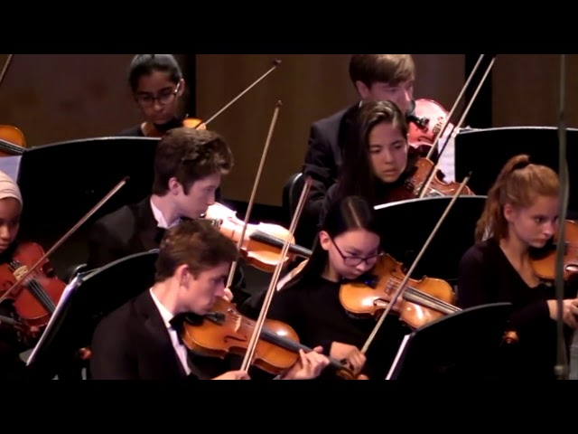 10 DHS Chamber Orchestra–Russian Sailor's Dance, Gliere