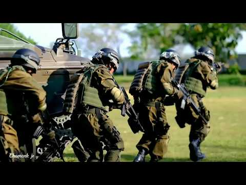 STRENGTH OF INDONESIAN ARMED FORCES (TNI) 2017 HD