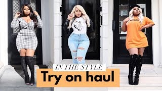 Plus Size | In The Style Curve Try On Haul | Edee Beau