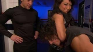 WWE NXT: Gail Kim offers a lesson to Derrick Bateman