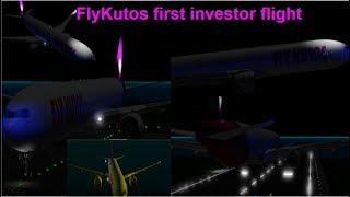 ROBLOX | FlyKutos | First investor flight