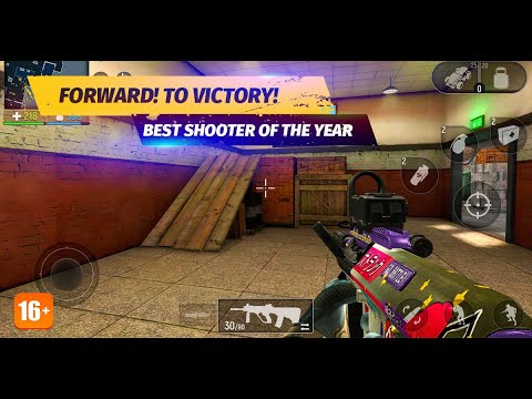 Modern Ops - Online PvP Shooter