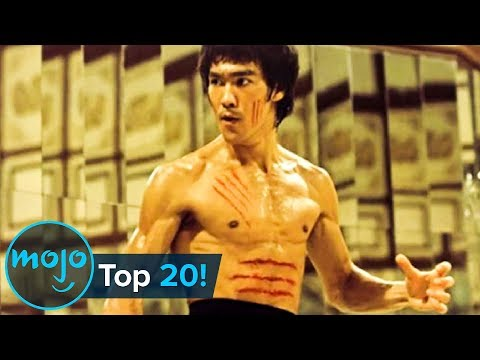 Top 20 Bruce Lee Moments