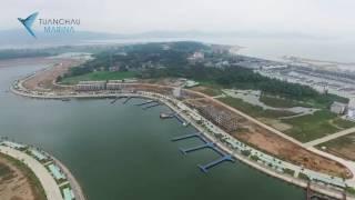Flycam - Giới thiệu dự án Tuần Châu Marina