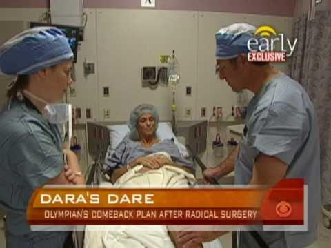 Dara Torres after Radical Surgery