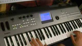 Axel F , Popcorn Played On Keyboard thumbnail