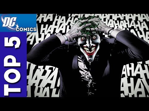 Top 5 Joker Moments From Justice League