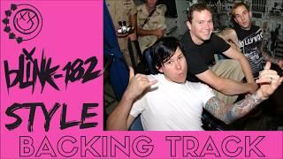 Blink 182 - Punk Style - Backing Track