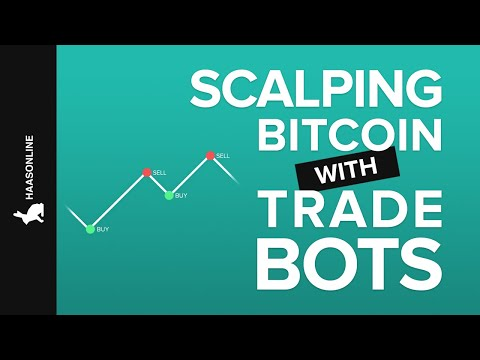 Crypto Scalping Trading Bot - Scaling this strategy with our crypto trading bots [HaasBot]
