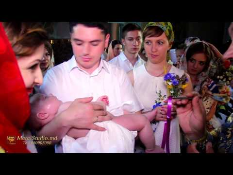 Filmare botez Dominic