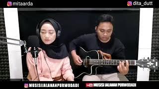 MUNGKIN - MELLY GOESLAW (Cover) Mita Arda & Dita Dut