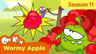 Om Nom Stories - Super-Noms: Wormy Apple (Cut the Rope)