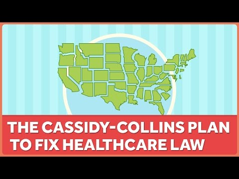 One Republican Backup Plan for the AHCA: Cassidy-Collins