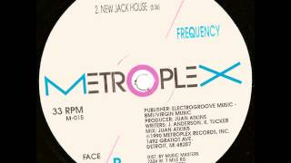 Frequency - New Jack House (1990)