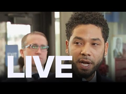 Jussie Smollett Charges Dropped  ET Canada