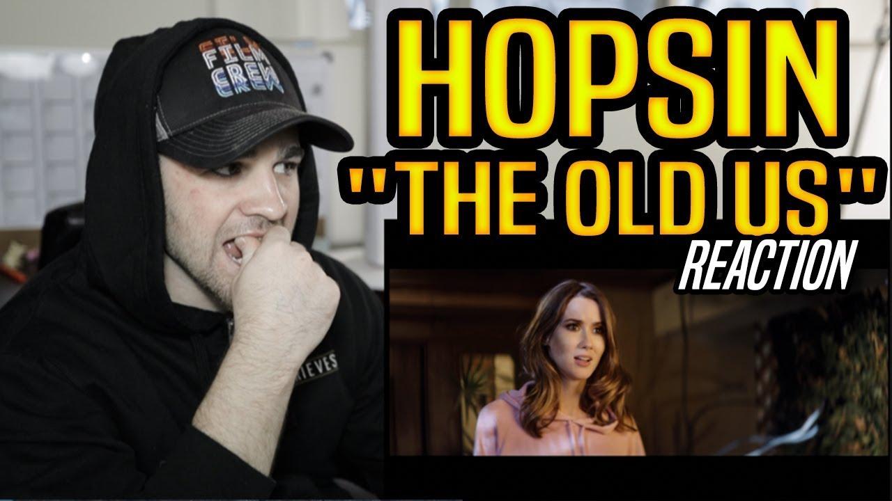 Hopsin - The Old Us REACTION!!!