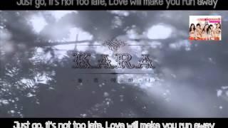 [Thai Sub + Karaoke] Full Song คารา - รันอเวย์