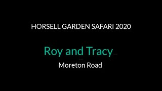 Roy and Tracy - Moreton Road