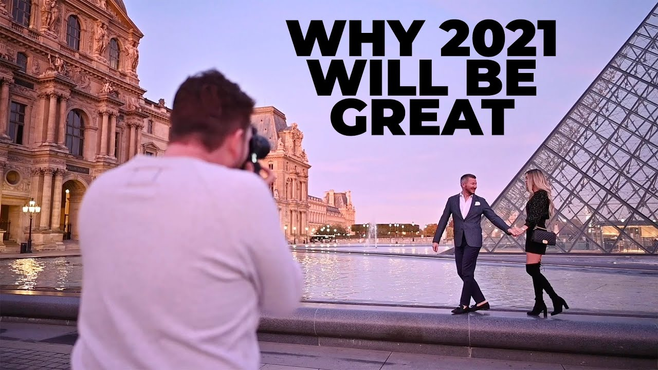 Why 2021 Will Be GREAT For WEDDING PHOTOGRAPHERS