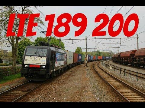 LTE 189 200 met Chengdu-Shuttle door Oss!