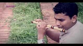 Moodtapes - Shishira kaala meghamidhuna(Flute) by Godwin Antony - Kappa TV