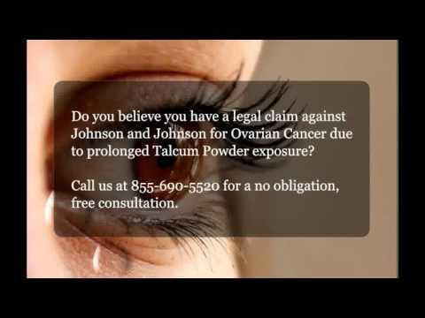 Talcum Powder Legal Claims Elk Grove