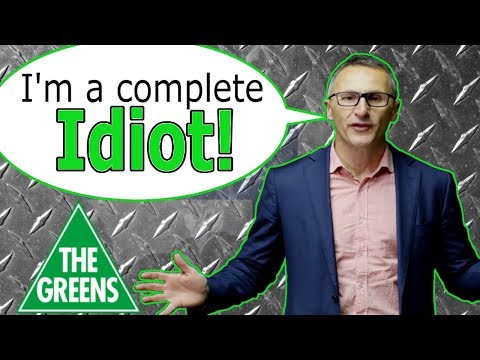 "The Australian Greens - ""Making History"" by pushing Regressive Identity Politics with Lidia Thorpe"