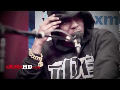 Kendrick Lamar VS. Ab Soul - OnDaSpot Freestyle On Invasion Radio