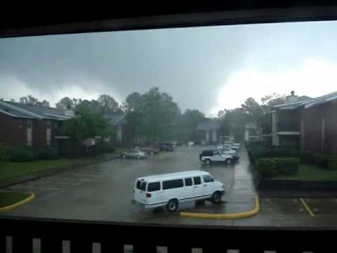 Tornado in Clinton, Mississippi (Jackson Area), April 15, 2011