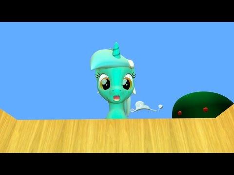 Cursed Pony Magic: Lyra Heartstrings