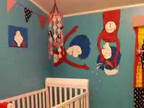 Dr.Seuss Nursery Ideas: The Lovely Creation Of The Kidu0027s Room With Dr. Seuss  Nursery Ideas. Wall Decals Quotes Part 68
