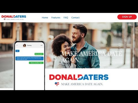 Trump Supporter Dating App Leaked ALL Users' Data On Launch Day