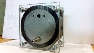 Электролизер генератор водорода первый опыт взрыв