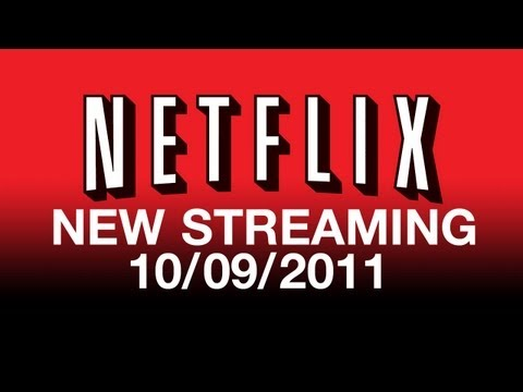 New On Netflix Streaming 100911  Streaming Movies
