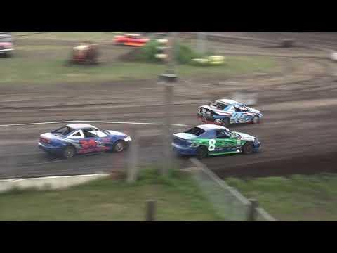 Sport Compact Heats Benton County Speedway 7/28/19
