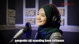 Gambar cover Woro widowati // Aku Tenang //