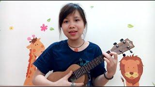 Thương - Lê Cát Trọng Lý - NKT ukulele cover