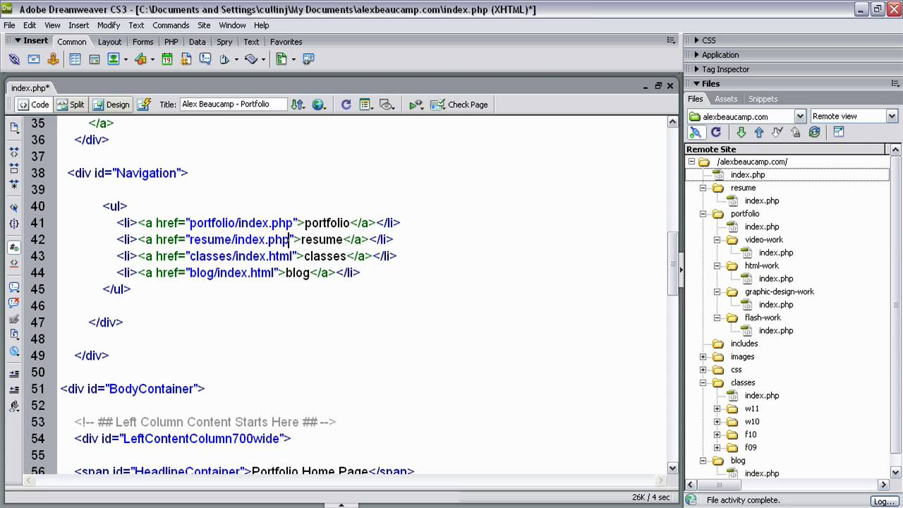 HTML - what is this HTML extension for beginners: codes, files and editors. How to create an html file 28