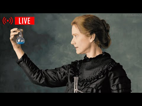 MARIE CURIE - INTERVIEW EXCLUSIVE #Drama Live
