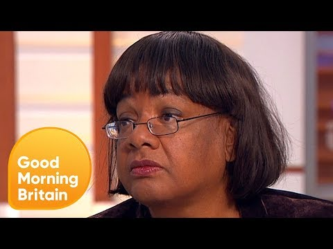 Diane Abbott Speaks On The Abuse She Has Received Online | Good Morning Britain