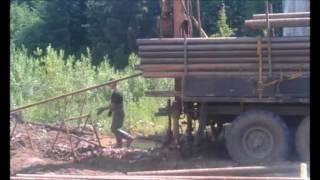 видео бурение пермь