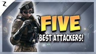 5 Best Attacking Operators - Rainbow Six Siege