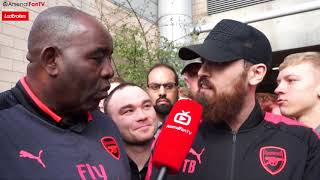 Newcastle 2-1 Arsenal   How The F..K Are We Going To Beat Athletico Madrid? (Turkish)
