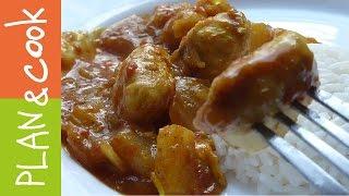 Курица карри: готовим сочное белое мясо [Необычные рецепты]